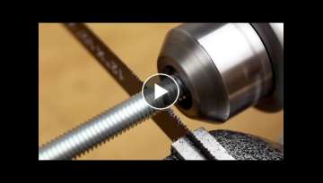 6 Awesome Life Hacks for Drill Machine
