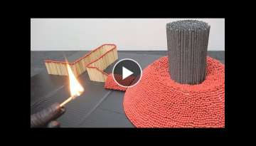 Match Chain Reaction Amazing Fire Domino ERUPTION