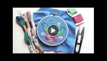 Top Modern Hand Embroidery Stitches