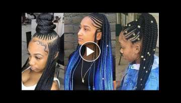 Amazing Hair Braiding Compilation 2020- Braid Styles for Black Women