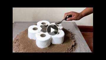 DIY - AMAZING IDEAS WITH CEMENT - How to Make Your Wife Happy