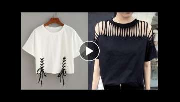 Transforma tu Ropa Vieja a Nueva Fácil - DIY Transform Your Old Clothes to New Easy 2017