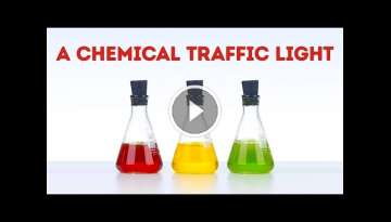 How to make a chemical traffic light EASILY l 5-MINUTE CRAFTS