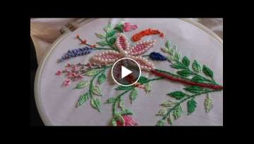 Hand embroidery designs - Hand embroidery stitches tutorial