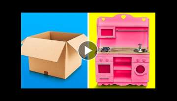 Awesome Cardboard Ideas For Fun