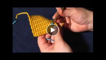 How to Crochet: Surface Crochet