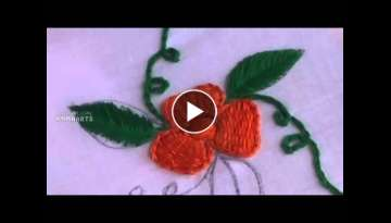 Embroidery: Kamli Work in Hand Embroidery