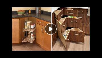 The Best Amazing Space Saving Kitchen Design and Ideas