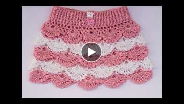 How to make a fan skirt very esasy
