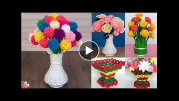 10 Home Decoration Idea 2019 !! DIY Room Decor - Flower Pot Idea