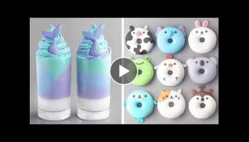 Most Satisfying Cake Decorating Compilation | So Yummy Cake Decorating Ideas | Yummy Cookies