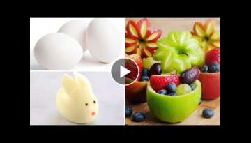 Top 10 Amazing Food Art Ideas