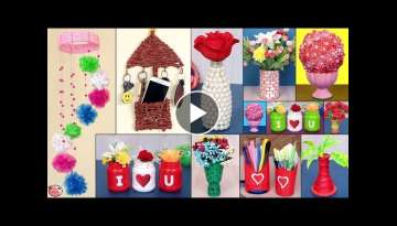 11 Easy UseFull... Best Out Of Waste Idea 2019 - DIY Home Decor Projects !!!