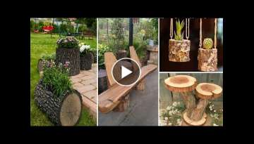 37 Top wood decorating ideas for the yard and garden | diy garden
