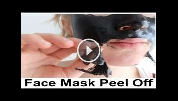 Face Mask Peel Off - Diy Face Mask