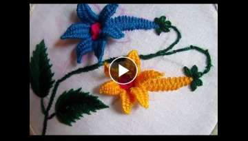 Hand Embroidery | Picot Stitch Tutorial