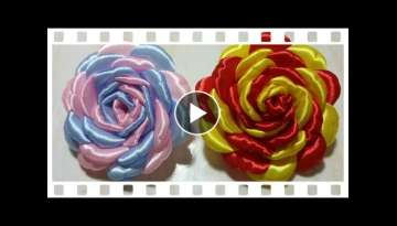 64) VOD-04 | Tutorial roseburn 2 colors | Brooch