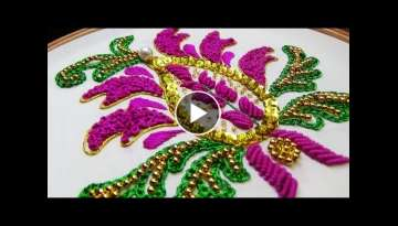 Hand Embroidery: Chinese Knot