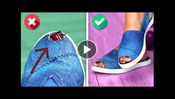 35 LIFE-SAVING SHOE HACKS THAT MIGHT BE USEFUL
