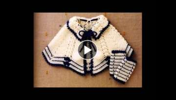 How to Crochet Cape Free Pattern