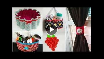 5 #Plastic Bottle craft ideas#5 best out of waste plastic bottle craft ideas#5 DIY organizer idea...