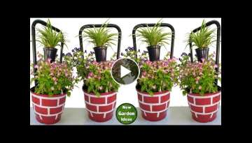 flower garden ideas//flower pot//indoor plant pots//creative work