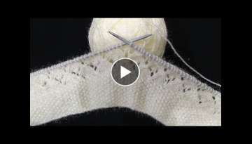 Knitting Cardigan For Ladies / Knitting Measurements