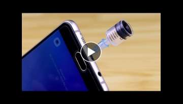 8 Awesome Smartphone Life Hacks