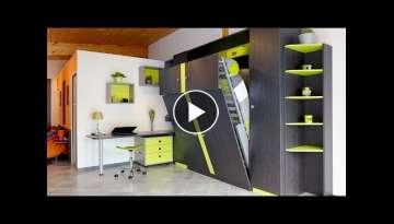 Fantastic Space Saving Ideas - Smart Furniture