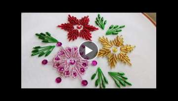 Hand Embroidery: Bead Embroidery