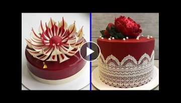 Top 7 Amazing Cake Decorating Tutorial