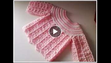 How to make a baby sweater