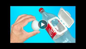 17 INCREIBLES TRUCOS E IDEAS CON BOTELLAS DE PLASTICO