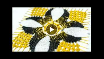 Hand Embroidery Designs: Bordado DIY Tutorial | HandiWorks#115