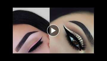 SUPER GLAM SMOKEY HALO EYE MAKEUP TUTORIAL - EVERYDAY EYE MAKEUP TUTORIAL