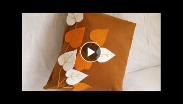 Cushion Cover Ideas | Decorative Throw Pillows | HandiWorks #54