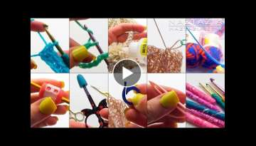 Top 10 Crochet Tips and Tricks from Donna Wolfe from Naztazia