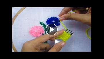 Hand Embroidery - Easy Hand Embroidery Tricks