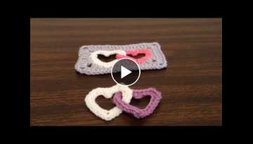 Crochet Heart Tutorial Part 2