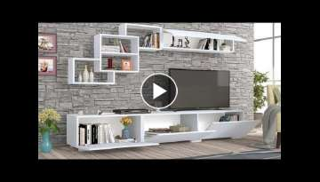 100 TV cabinet design for living room/ Bedroom wall units 2019 catalogue