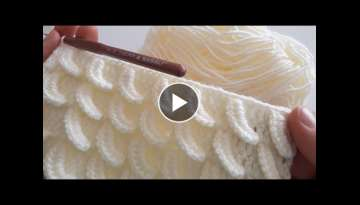 Crochet easy kinitting