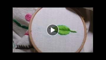 Proficiency Knowledge : Hand embroidery design for embroidery beginners Part 3