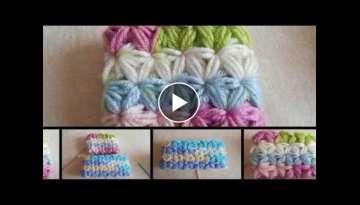 Crochet Capa Cuello