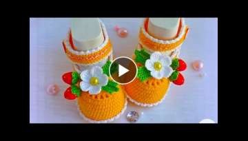 Woolen shoes | Handmade baby shoes | branded shoes