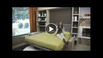 Milano Smart Living Presents WALL BED COLLECTION 2014