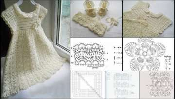 Knit Dress Models - Wonderful Knit Dress Patterns for Our Girls