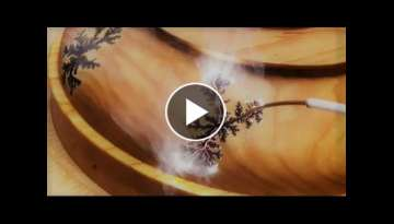 Woodturning : Electricity Wood Burning Tips