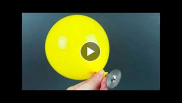 Top 12 AWESOME Life Hacks for Balloon