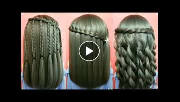 Cute Little Girl's Hairstyle | 32 Amazing Hairstyles Tutorials Compilation
