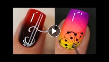 New Nail Art 2018 | The Best Nail Art Designs Compilation